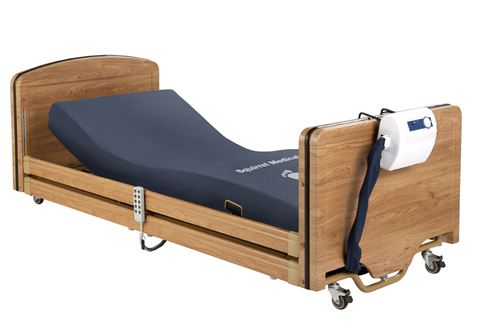 electric profiling bed