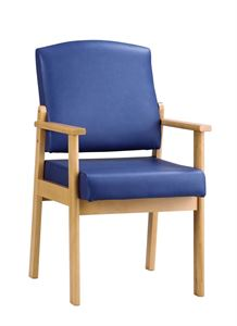 Picture of Balero medium back chair