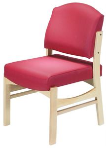 Picture of Baroque low back chair no arms