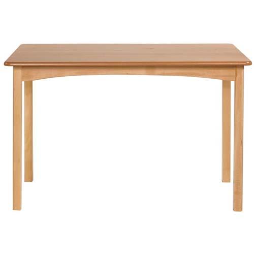 Small Rectangular Tables: Rectangular Dining Table Small