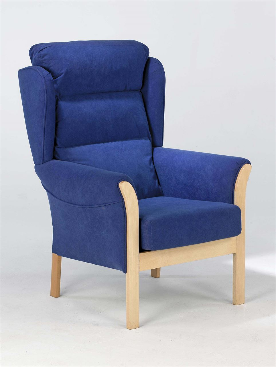 somerford high back wing chair
