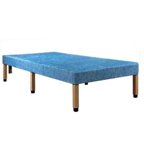Divan bed base sleep relax universal single faux suede for King size divan bed without mattress