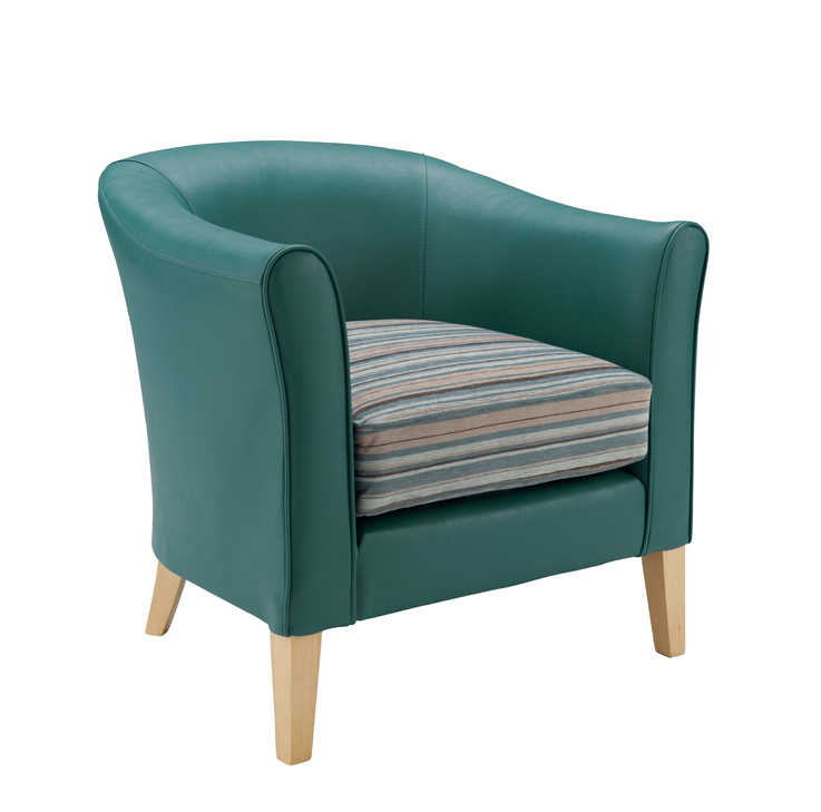 Picture Of Chelford Tub Chair Challenging Environment