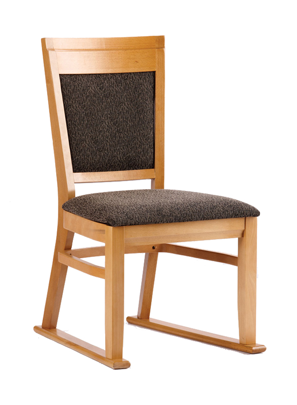 Picture Of Chelford Dining Chair With Skids