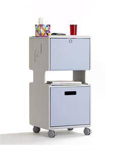 Picture of Elite patient bedside locker
