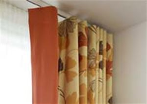 Picture of Wave Style Curtains