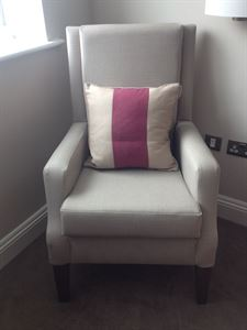 Picture of Contrast trim cushion