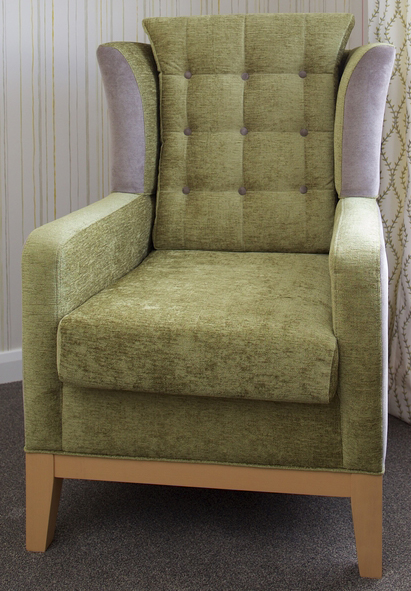picture of tivoli high back wing chair
