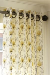 Picture of Eyelet Style Curtains