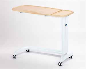 Picture of Enterprise tilting overbed table\chair, Beech