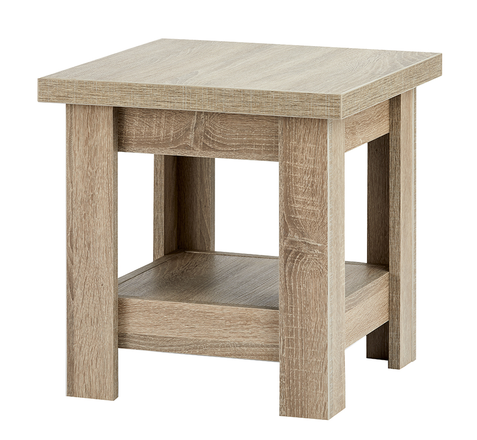 Low Coffee Table Square: Aspen Low Square Coffee Table
