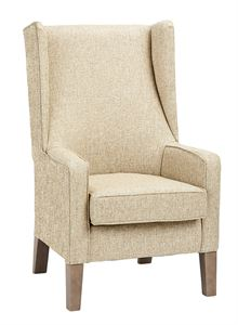 Picture of Kingsley High Back Wing Chair Challenging Environments