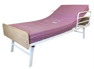 Picture of Abbey Plus Manual Bed
